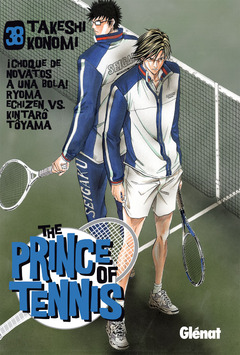 The Prince of Tennis Nº 38