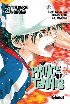 The Prince of Tennis Nº 39