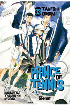 The Prince of Tennis Nº 33