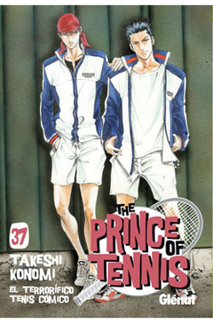 The Prince of Tennis Nº 37