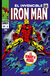 Marvel Gold Iron Man 2
