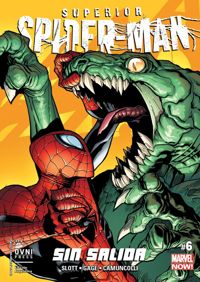Superior Spider-man (Marvel Now!) #06
