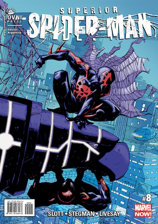 Superior Spider-man (Marvel Now!) #08