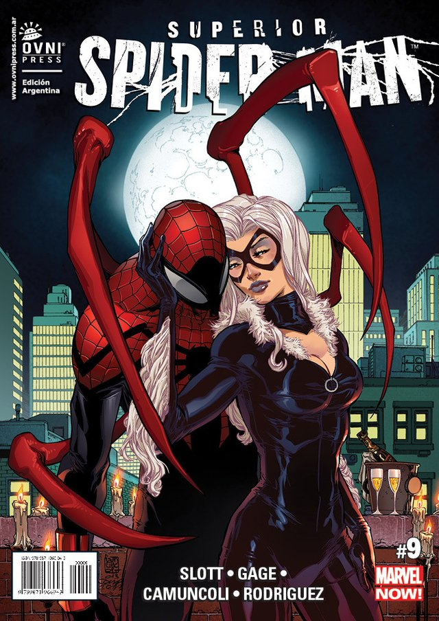 Superior Spider-man (Marvel Now!) #09