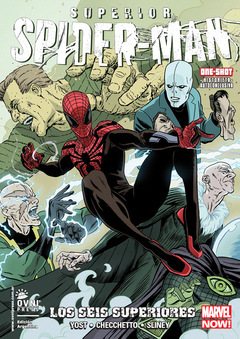 SUPERIOR SPIDER-MAN TEAM-UP: LOS SEIS SUPERIORES