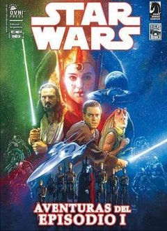 Star Wars: Aventuras de Episodio 1