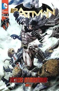 Batman: Tacticas Intimidatorias 01