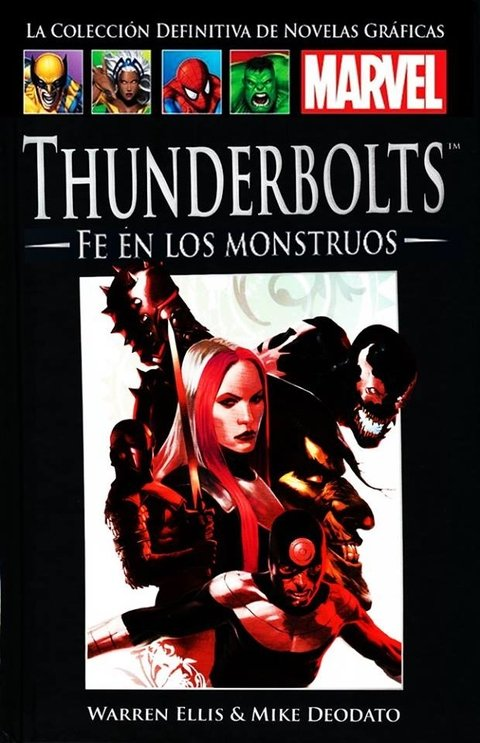 TOMO 57 - THUNDERBOLTS