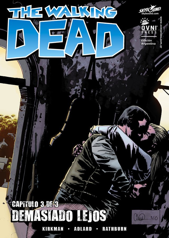 The Walking Dead #39