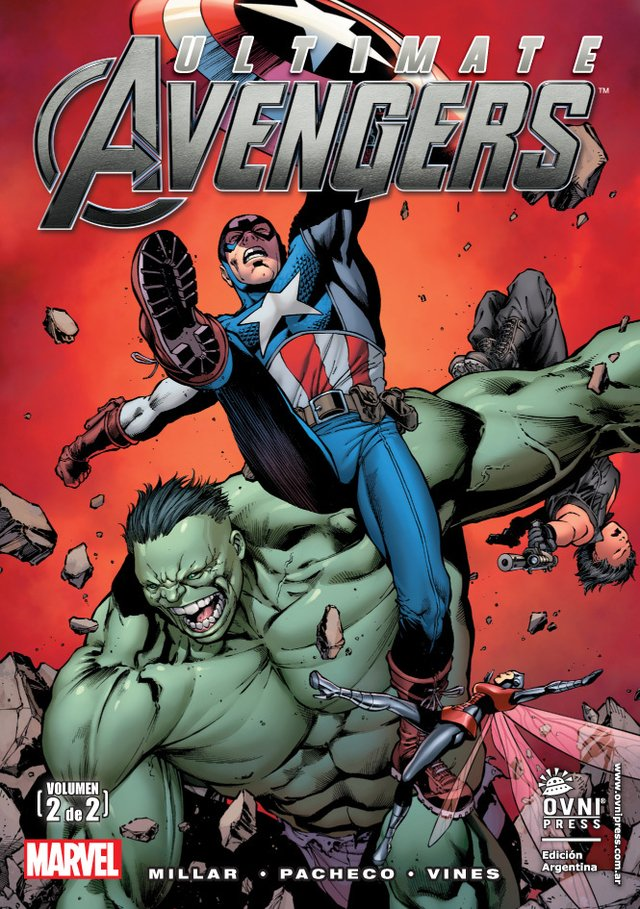 Ultimate Avengers vol. 2