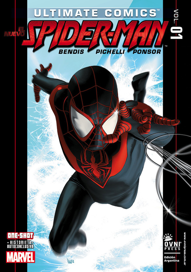 ULTIMATE COMICS: Spider-Man vol. 1