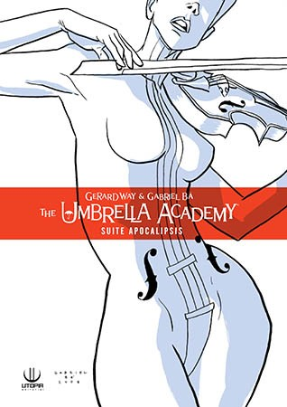 THE UMBRELLA ACADEMY # 01