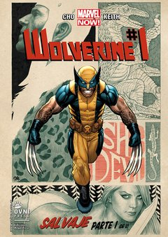 WOLVERINE MARVEL NOW! 01