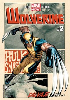WOLVERINE MARVEL NOW! 02