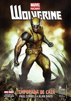 WOLVERINE TEMPORADA DE CAZA MARVEL NOW