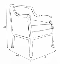 SILLON BERGER - Estudio V