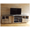 MUEBLE TV CON PARED