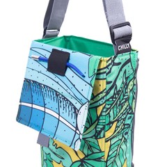 Bolso Matero Chilly HAWAIIAN Porta Bombilla