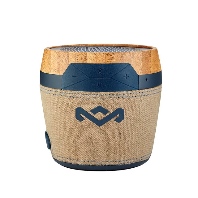 Parlante Bluetooth Chant Mini NAVY - House Of Marley en internet