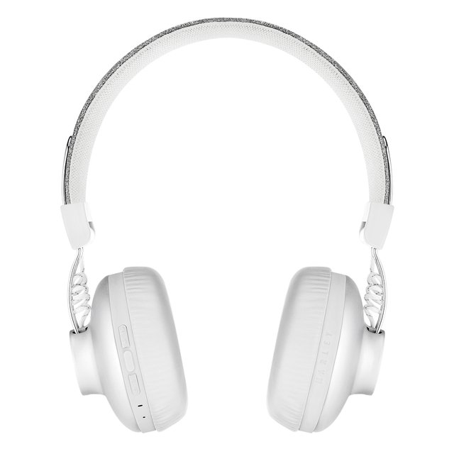 Headphones Positive Vibration Bluetooth SILVER - House Of Marley - comprar online