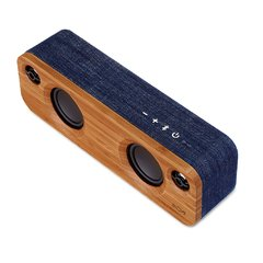 Parlante Bluetooth Get Together Mini DENIM House Of Marley - comprar online