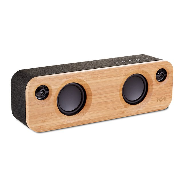 Parlante Bluetooth Get Together Mini BLACK House Of Marley