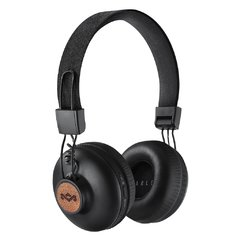 Headphones Positive Vibration SIGNATURE BLACK - House Of Marley