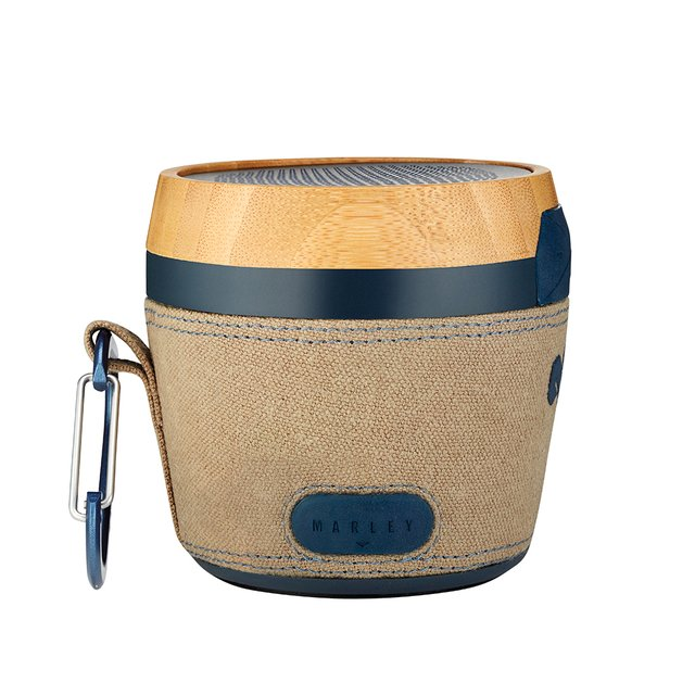 Parlante Bluetooth Chant Mini NAVY - House Of Marley - comprar online