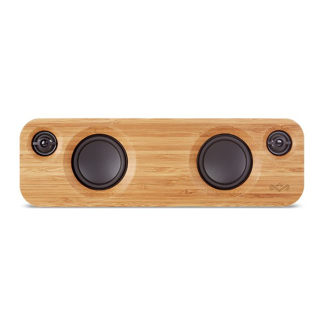 Parlante Bluetooth Get Together Mini BLACK House Of Marley en internet
