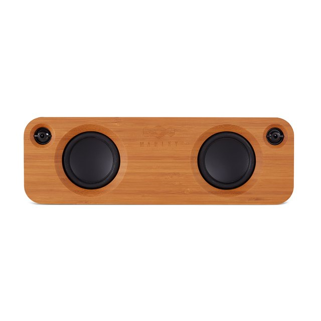 Parlante Bluetooth Get Together Black House Of Marley - comprar online