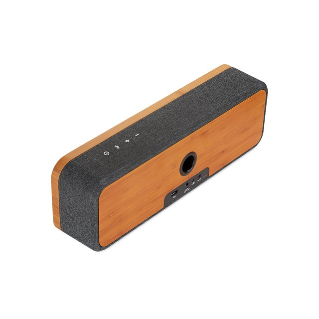 Parlante Bluetooth Get Together Black House Of Marley - Chilly Design