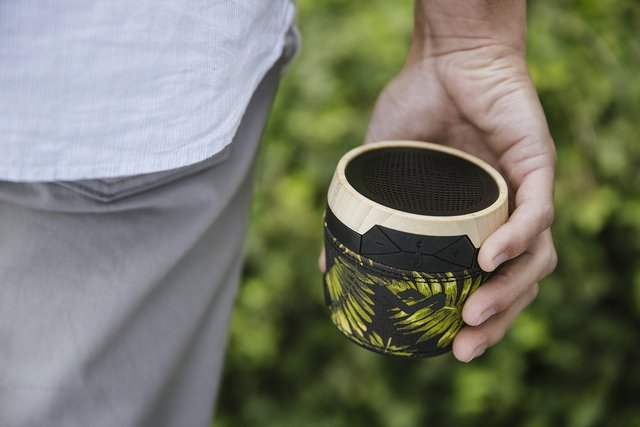 Imagen de Parlante Bluetooth Chant Mini PALM - House Of Marley