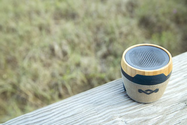 Parlante Bluetooth Chant Mini NAVY - House Of Marley - Chilly Design