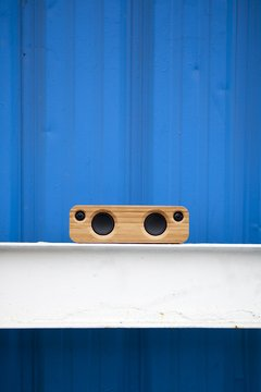 Parlante Bluetooth Get Together Mini DENIM House Of Marley