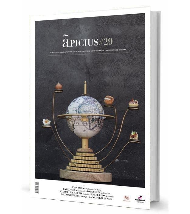 CUADERNO APICIUS Nº29 ¡NOVEDAD!