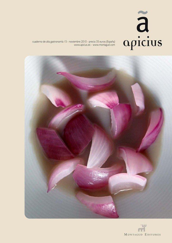 CUADERNO APICIUS Nº15