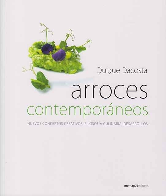 ARROCES CONTEMPORANEOS - Quique Dacosta