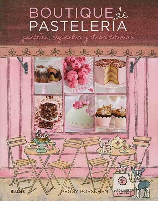 Boutique de pastelería - Peggy Porschen