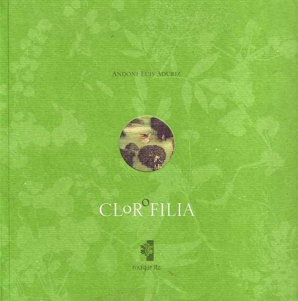 CLOROFILIA - Andoni Luis Aduriz