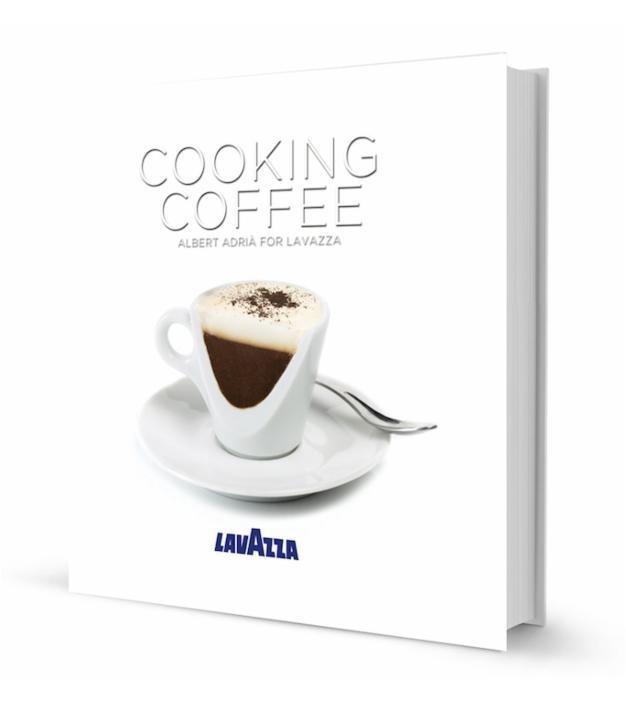COOKING COFFEE - Albert Adria (Novedad)