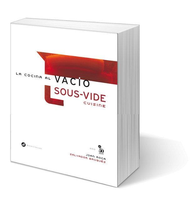 LA COCINA AL VACIO - Joan Roca (nueva edición!!)