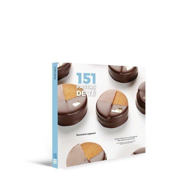 151 Pastas de Té - Recetario Especial (NOVEDAD)