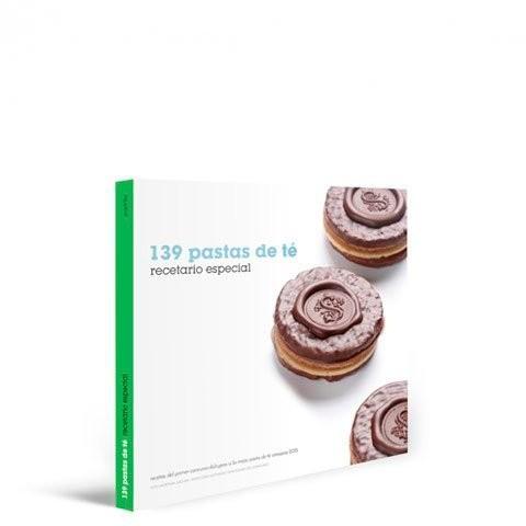 139 Pastas de Té - Recetario Especial