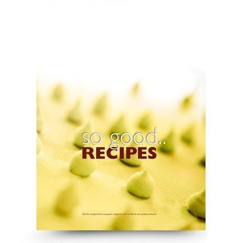 So Good...Recipes
