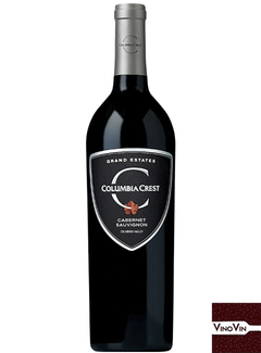 Vinho Columbia Crest Grand Estate Cabernet Sauvignon 2016 - 750ml