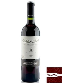 Vinho Cata Mayor Tannat 2014 - 750 ml