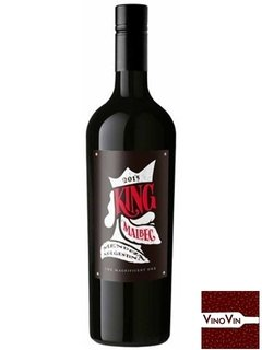 Vinho King Malbec 2015 - 750 ml