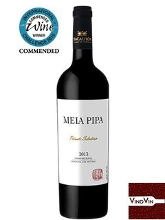 Vinho Meia Pipa Private Selection 2013 - 750 ml