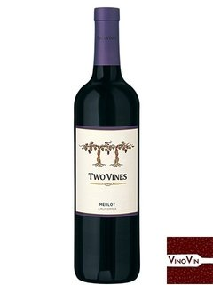 Vinho Two Vines Merlot 2014 - 750 ml