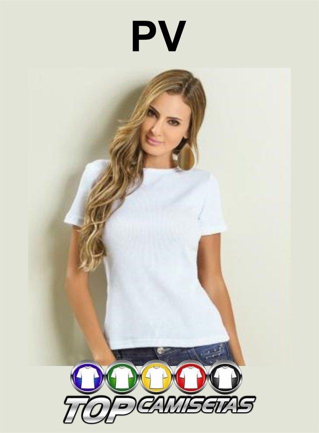 953bbc968e ... Camiseta Lisa - Malha Fria PV 67% Poliester 33% Viscose - comprar  online ...